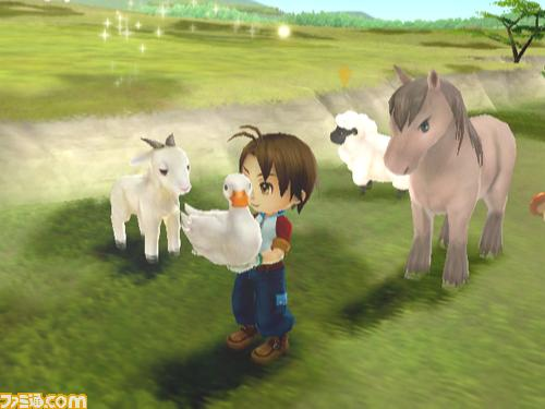 new harvest moon game for wii